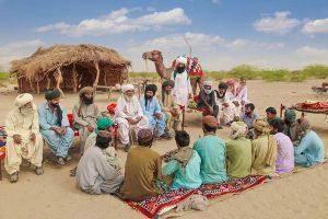 Baloch Tribe Pakistan