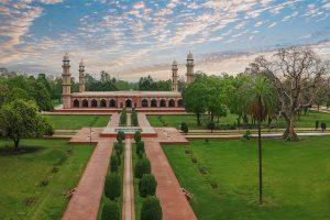 Jahangir' tomb Lahore