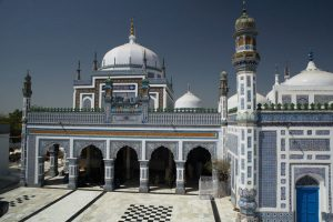 Tomb-of-Shah-Abdul-Latif-Bhitai-pakistan